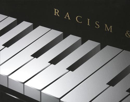 Cedomir Kostovic Racism White Keys Black Posters